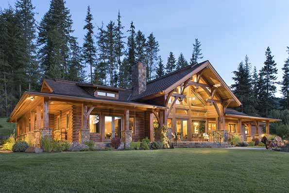 Silver Valley Idaho Residence
